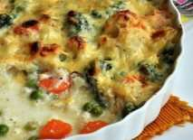 baked-veggies-with-white-sauce