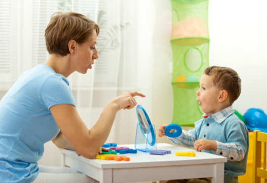 ენისა და მეტყველების განვითარების დარღვევა ბავშვებში