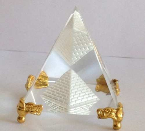 Crystal-pyramid