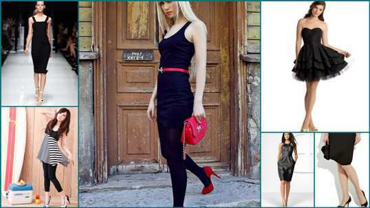 10 Best Shoes for Your Little Black Dresses - WetellyouhowWetellyouhow