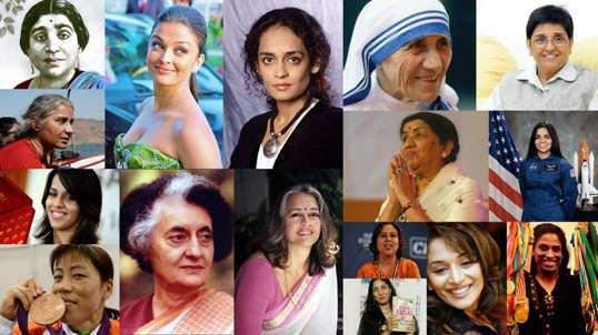 famous-indian-women