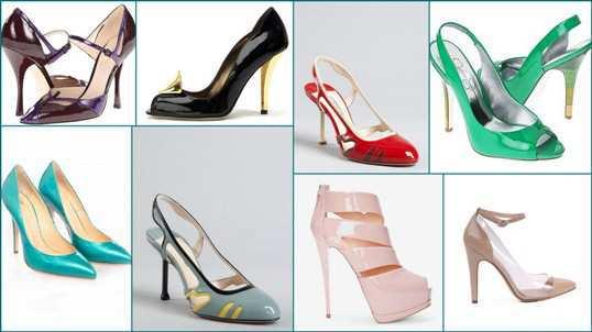glossy-patent-heels