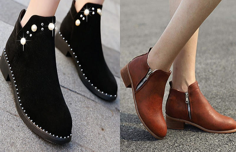 495f14f43b2e Plush ankle boots are the designer pair that everyone always has in their  wardrobe. They are easy to wear and easy to rock. They come in many styles  and ...