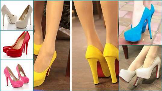 single-color-pumps