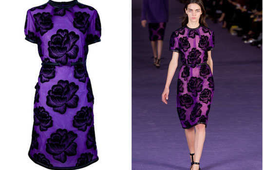 Christopher--Kane-floral--dress
