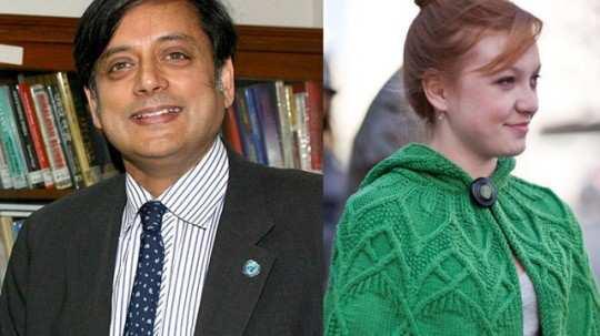 Shashi-Tharoor-and-Christa-Giles