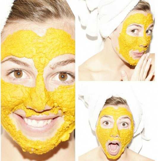 Turmeric-facial-mask-for-acne