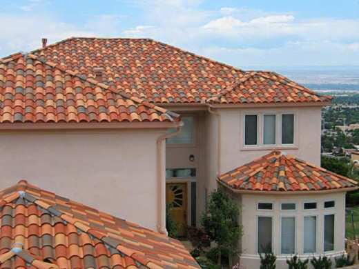 5 alternatives for eco green roofing for Clay tile roofs