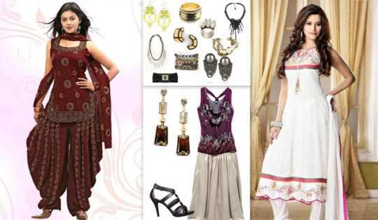 sangeet or mehndi dress