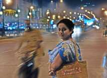 women-at-road-night