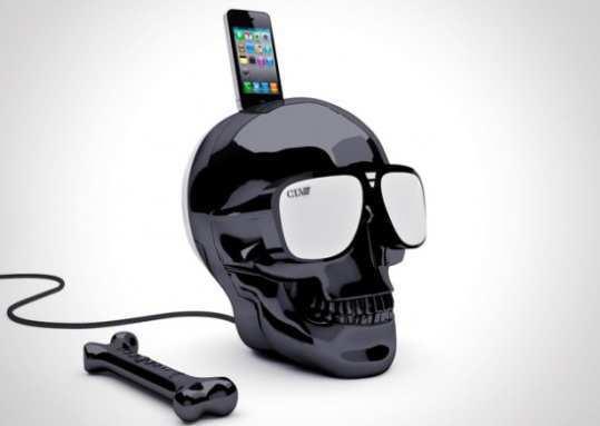 Aeroskull-Skull-Speaker
