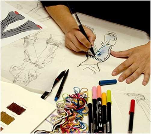Colleges-in-India-for-Fashion-Designing