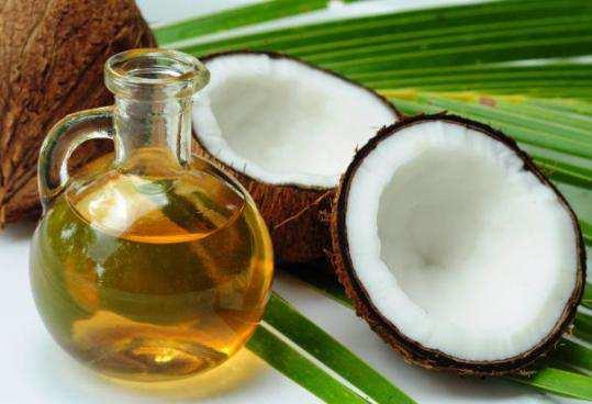 Hot-Coconut-oil
