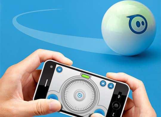 Sphero-Robotic-Bal