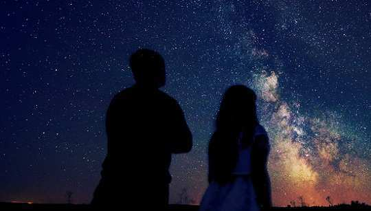 Stars in the sky dating cost