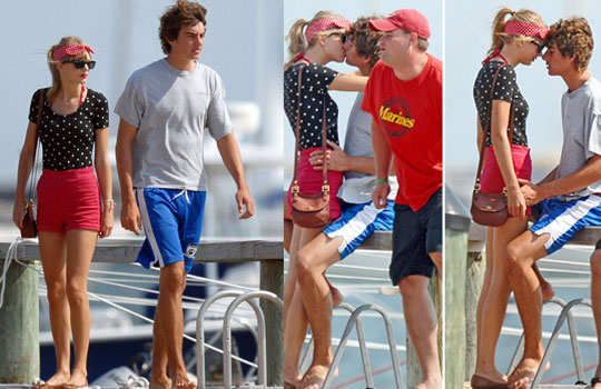 Taylor-Swift--and--Connor--Kennedy