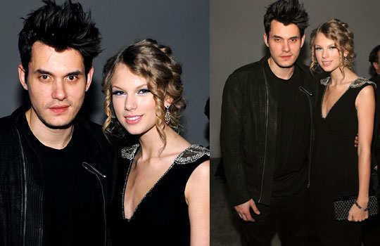 Taylor--Swift-and--John--Mayer