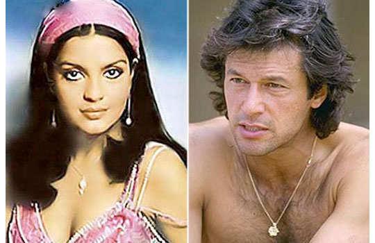 Zeenat--Aman-And--Imran--Khan