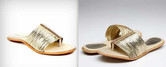 carlton-london-gold-flats-yebhi
