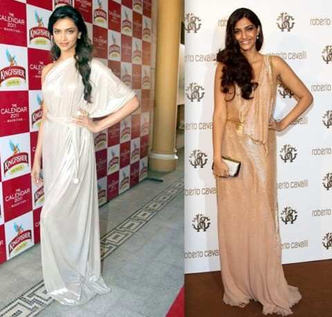 Fashion Face-off: Deepika Padukone V/S Sonam Kapoor