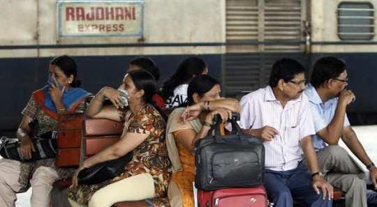 APTOPIX India Power Outage