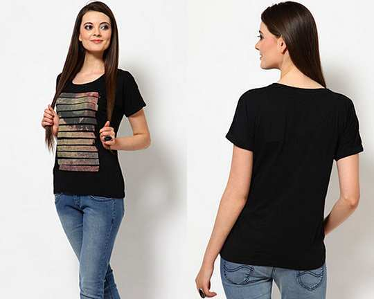 lee-black-t-shirt-jabong