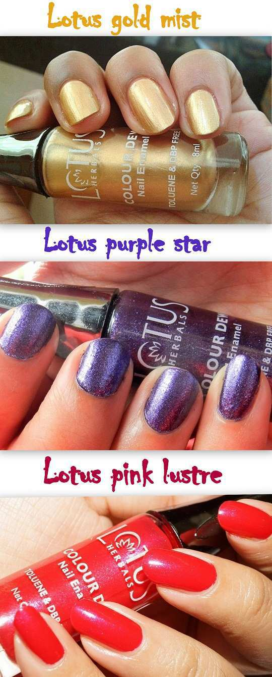 lotus-herbals-shimmer-nail-paints