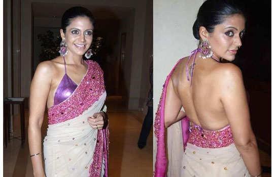 mandira-bedi-flaming-sarees-2