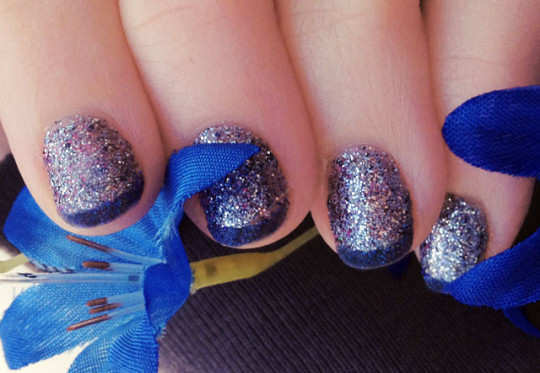 party-wear-french-nails
