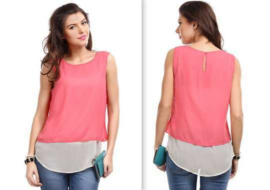 pink-and-cream-top-myntra