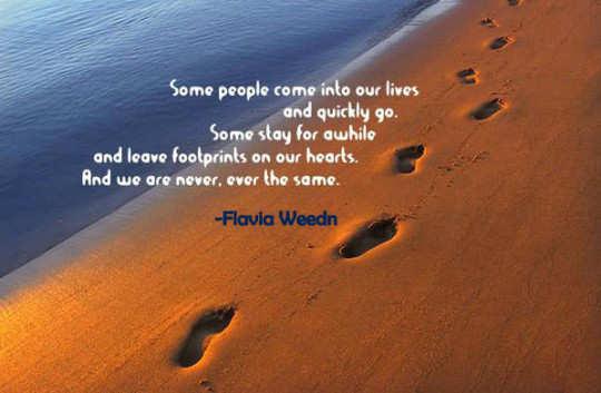 sandfootsteps