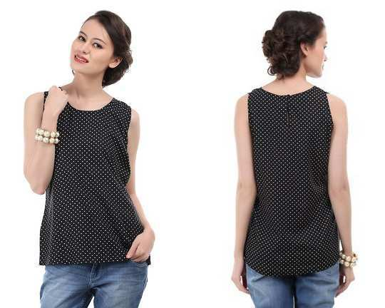 white-and-black-polka-dot-top-femella-myntra