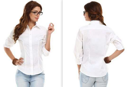 white-shirt-myntra