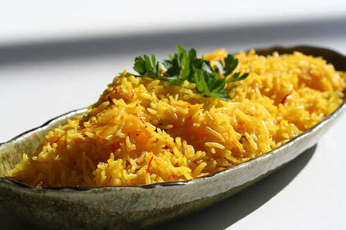 Saffron-Coconut-Rice-Recipe