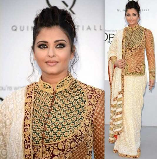 aishwarya rai in cannes 2012