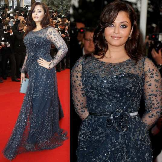aishwarya rai in cannes-2012