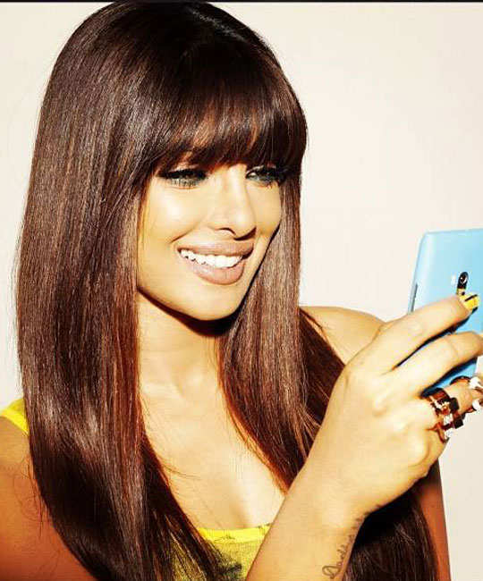 Terrific Which Celebrity Hairstyle You Like Bangs Or Braids We Tell You Hairstyles For Women Draintrainus