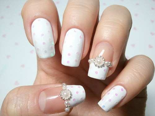 cute-embellished-nails