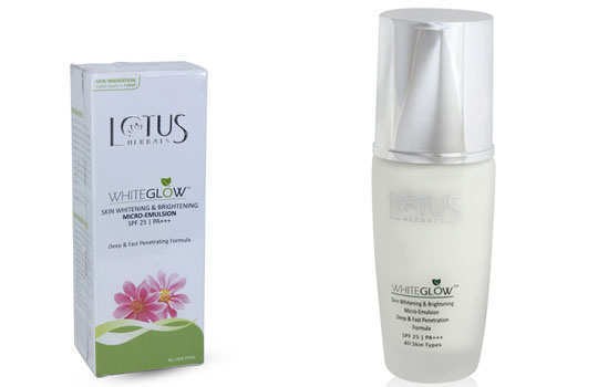fairness-creams-for-indian-skin-lotus