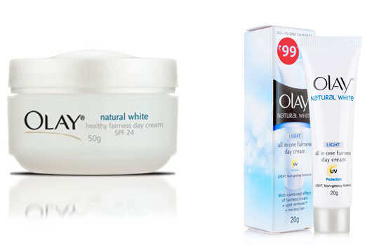 fairness-creams-for-indian-skin-olay