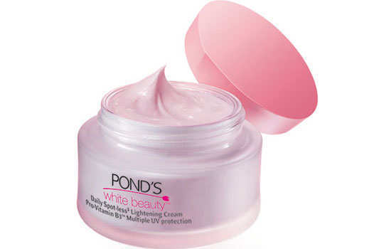 fairness-creams-for-indian-skin-ponds