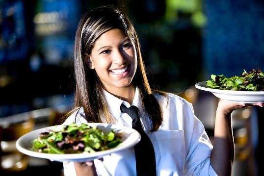 female-Hospitality