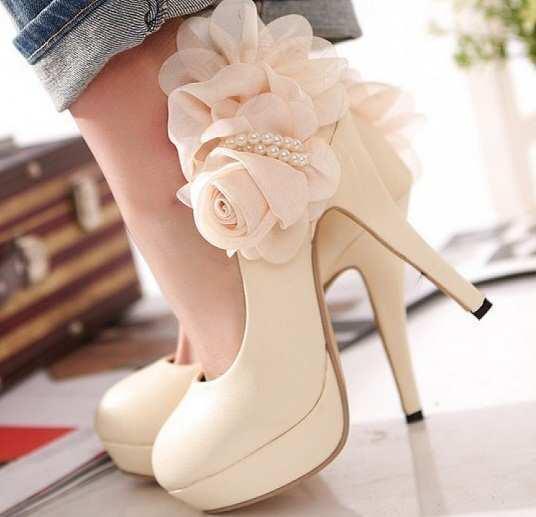 flower-heels