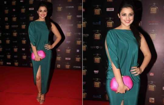 parineeti-chopra-green-dress