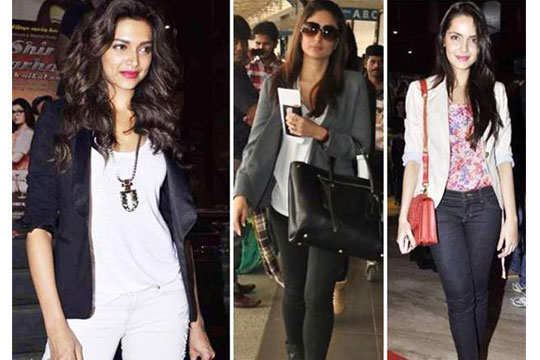 Top 20 Spring-Summer Blazers: Fashion Trend in Bollywood Style ...