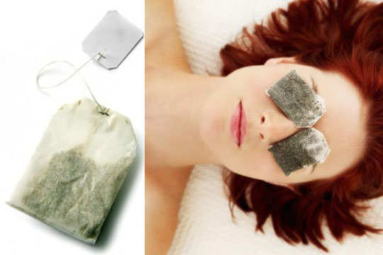 Home Remedies For Cold Sores Tea Bag