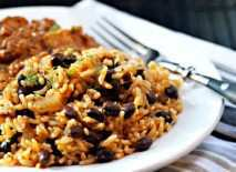 Black-beans-and-rice-recipe