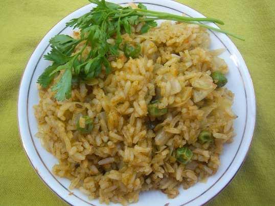 Cabbage-Rice