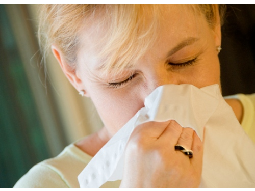 how to clear a stuffy nose fast at home