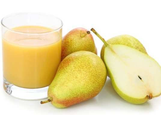 Pear-Smoothie